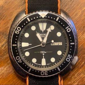 Men's 1988 45mm Turtle Seiko Diver